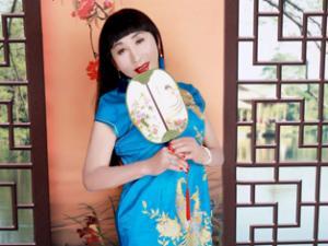 苏州小娘鱼旗袍